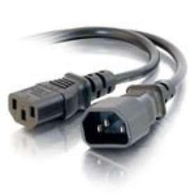C2G IEC C14 - IEC C13 1,8m