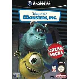 Monsters, Inc.: Scream Arena (GC)
