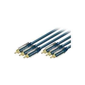 ClickTronic Advanced Component 3RCA - 3RCA 5m