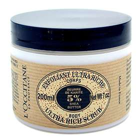L'Occitane Ultra Rich Body Scrub 200ml