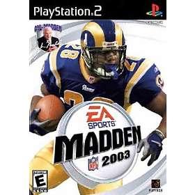 Madden NFL 2003 (GC)