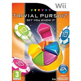 Trivial Pursuit: Bet You Know It (Wii)