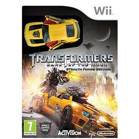Transformers: Dark of the Moon - Stealth Edition (Wii)