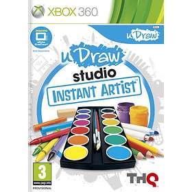 uDraw Studio: Instant Artist (Xbox 360)