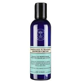 Neal's Yard Remedies Frankincense & Mandarin Shower Cream 200ml
