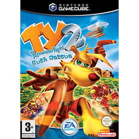 Ty the Tasmanian Tiger 2: Bush Rescue (GC)