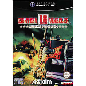 18 Wheeler: American Pro Trucker (GC)