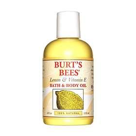 Burt's Bees Lemon & Vitamin E Bath & Body Oil 115ml