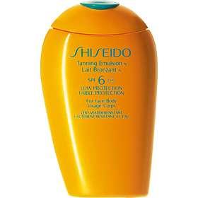 Shiseido Suncare Tanning Emulsion N SPF6 150ml