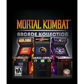 Mortal Kombat - Arcade Kollection (PC)