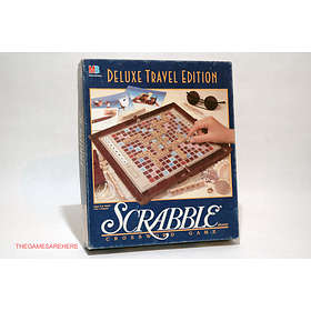 Mattel Scrabble Deluxe (pocket)
