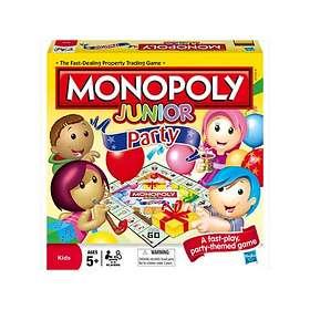 Hasbro Monopoly: Junior Party
