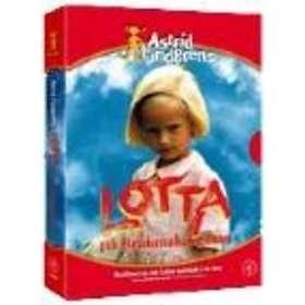 Lotta På Bråkmakargatan - Box