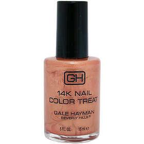 Gale Hayman 14K Nail Polish 15ml