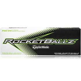TaylorMade RocketBallz (12 bollar)
