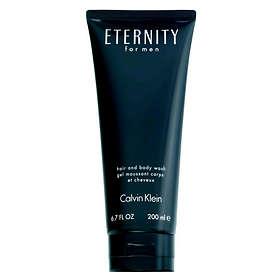 Calvin Klein Eternity For Men Hair & Body Wash 200ml