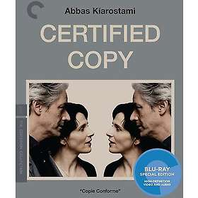 Certified Copy - Criterion Collection (US)