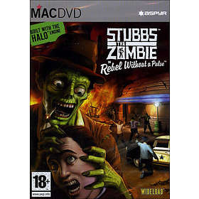 Stubbs the Zombie in Rebel Without a Pulse (Mac)