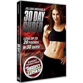 Jillian Michaels' 30 Day Shred