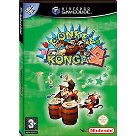 Donkey Konga 2: Hit Song Parade (inkl. Trumma) (GC)