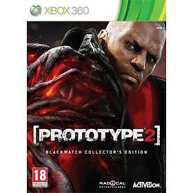 Prototype 2 - Blackwatch Collector's Edition (Xbox 360)