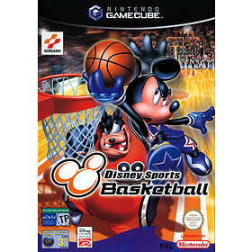 Disney Sports Basketball (GC)