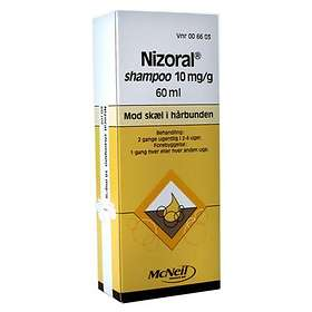 Nizoral Anti Dandruff Shampoo 60ml