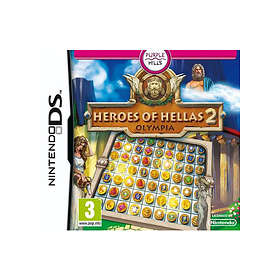 Heroes of Hellas 2: Olympia (DS)