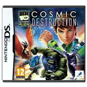 Ben 10 Ultimate Alien: Cosmic Destruction - Limited Edition (DS)
