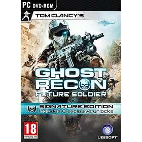 Tom Clancy's Ghost Recon: Future Soldier - Signature Edition (PC)