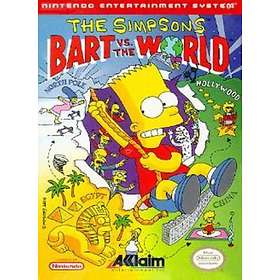 The Simpsons: Bart vs. the World (NES)
