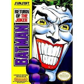 Batman: Return of the Joker (NES)