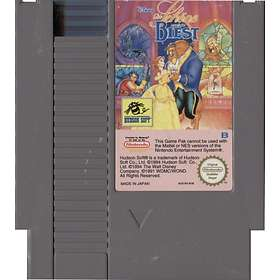 Beauty and the Beast (NES)