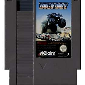 Bigfoot (NES)