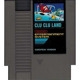 Clu Clu Land (NES)