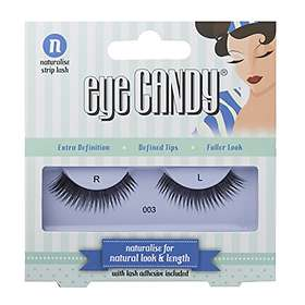 Eye Candy 003 Naturalise 50's Strip Lashes