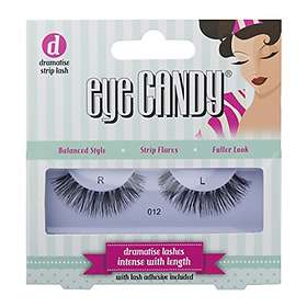 Eye Candy 012 Volumise 50's Strip Lashes