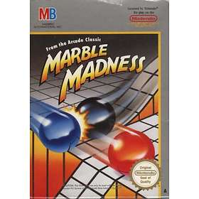 nes marble madness