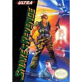 Snake's Revenge (NES)