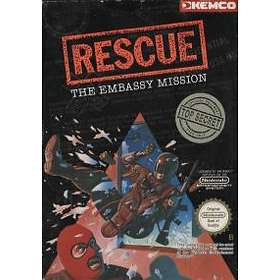 Rescue: The Embassy Mission (NES)