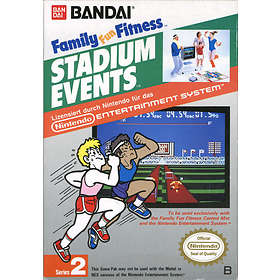 Family Fun Fitness: Stadium Events