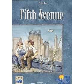 Rio Grande Games Fifth Avenue