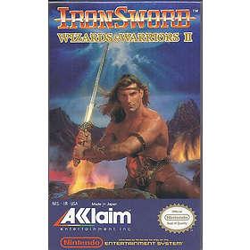 Ironsword: Wizards & Warriors II (NES)