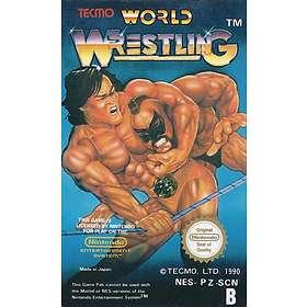 Tecmo World Wrestling (NES)