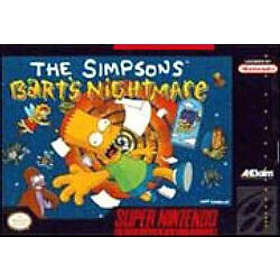 The Simpsons: Bart's Nightmare (SNES)