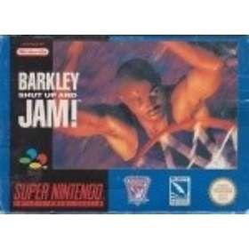 Barkley Shut Up and Jam! (SNES)