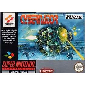 Cybernator (SNES)