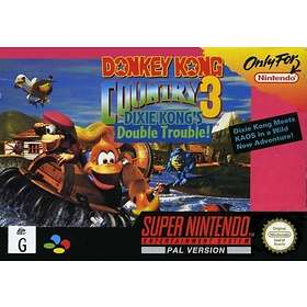 Donkey Kong Country 3: Dixie Kong's Double Trouble (SNES)