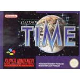 Illusion of Time (SNES)