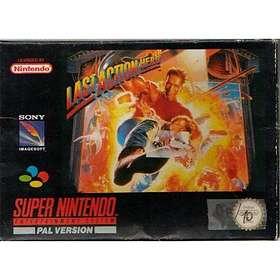 Last Action Hero (SNES)